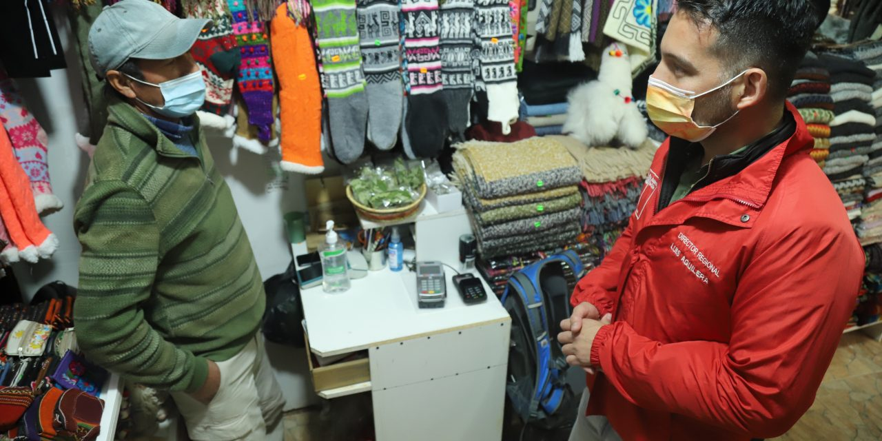 FOSIS entrega equipamiento para fortalecer emprendimientos de San Pedro de Atacama San Pedro de Atacama