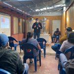 Capacitan en normas laborales y programas de apoyo al empleo a viñateros de Toconao
