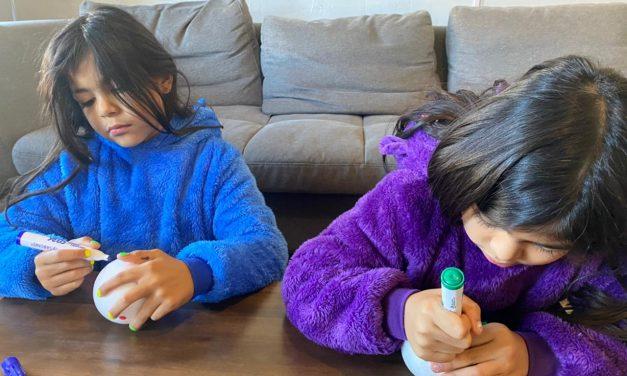 Con nuevos experimentos y proyectos de robótica, niños y niñas de ViLTI SeMANN inician segundo semestre