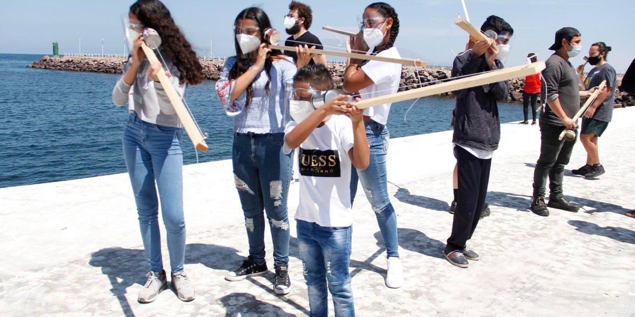 Puerto Antofagasta continúa contribuyendo en la cultura regional: alianza con Bienal de Arte contemporáneo SACO exhibirá creaciones de primer nivel