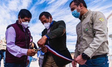 Comunidad Atacameña de Camar se abastecerá 100% con energía solar