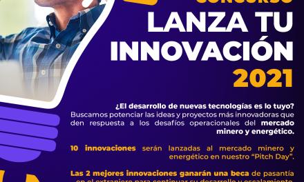 """Vuelve el concurso """"Lanza tu Innovación"""": premiará a las mejores tecnologías para la industria minera y energética"""