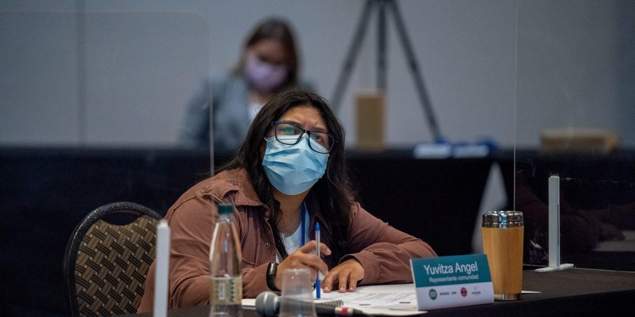 Comunidad de Sierra Gorda y Minera Spence buscan soluciones innovadoras para mejorar la calidad del aire en la zona