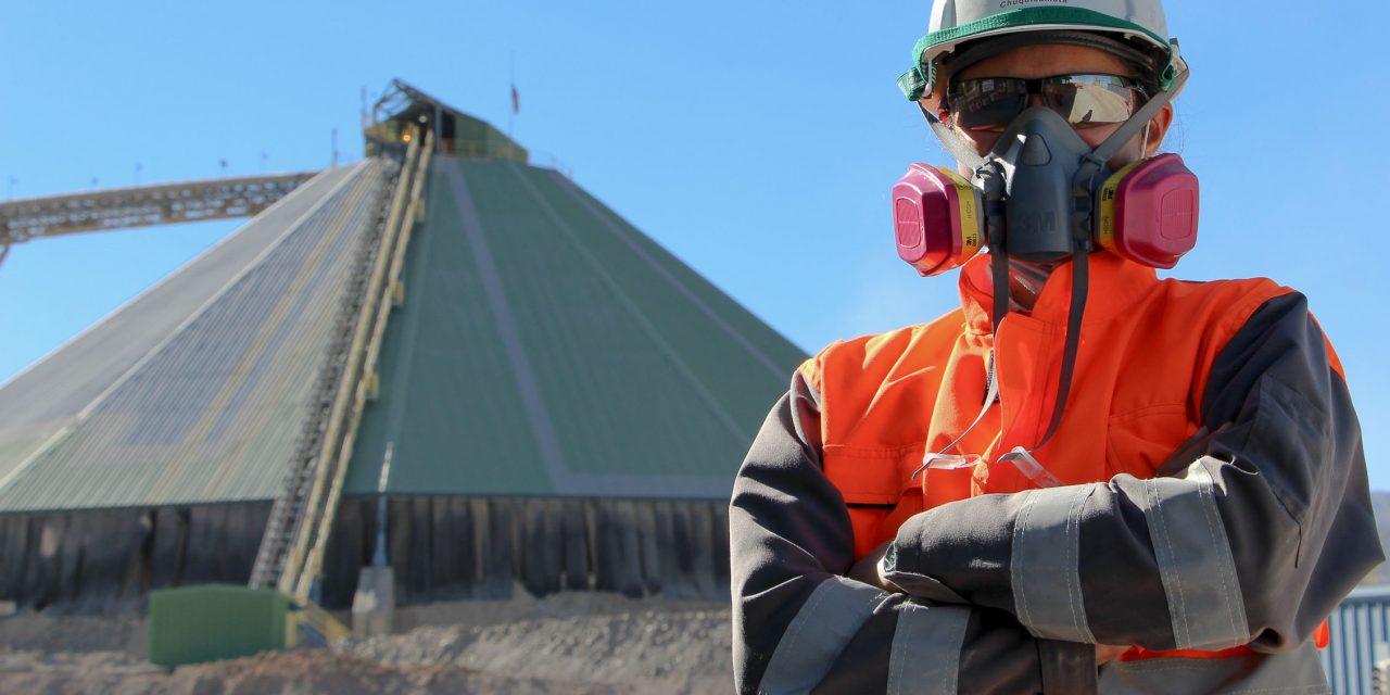 Chuquicamata cuenta con su primera superintendenta de Operación Planta de la gerencia de Extracción y Lixiviación