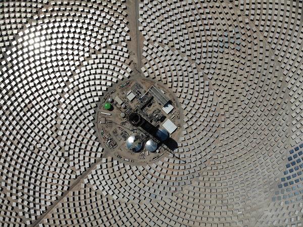 Oferta de CSP bate récord de precios en licitación eléctrica en Chile