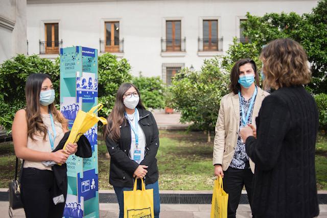 Cupo Explora-UNESCO: Abre postulación de admisión especial a la universidad para jóvenes con trayectorias científicas escolares