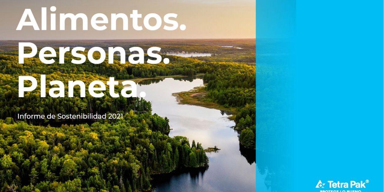TETRA PAK PRESENTA SU INFORME DE SOSTENIBILIDAD 2021