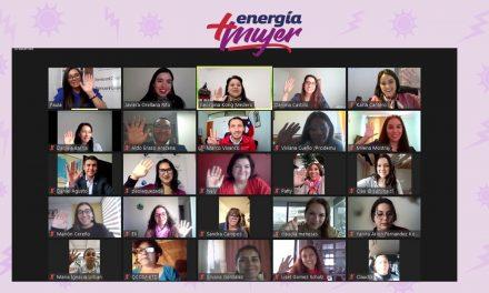 """MESA ENERGÍA+ MUJER LANZA """"ENERGÍA DE MUJER: PRIMER CATÁLOGO REGIONAL DE PROVEEDORAS PARA LA INDUSTRIA ENERGÉTICA"""""""