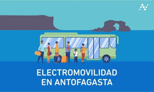 Electrocorredores en Antofagasta: la electromovilidad llega a la región