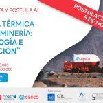 """Se extiende plazo de postulación concurso """"Energía Térmica para la Minería"""""""