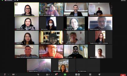 Profesores de escuelas sustentables participaron en conversatorio sobre el riesgo de desastres ante el cambio climático