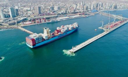 Puerto Antofagasta iniciará obras de conservación de su principal molo de abrigo