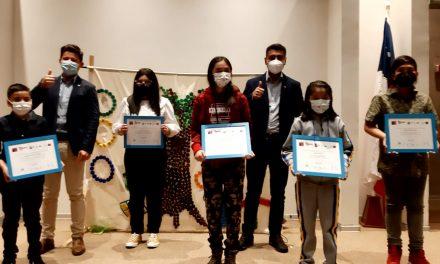 Premian a ganadores de 18° versión de Concurso Regional de Cuentos Ambientales